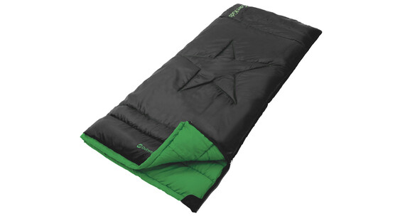 Outwell Cave Kids Sleeping Bag black